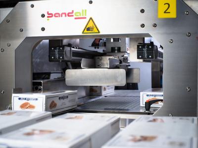 productos fajados por Bandall TRC