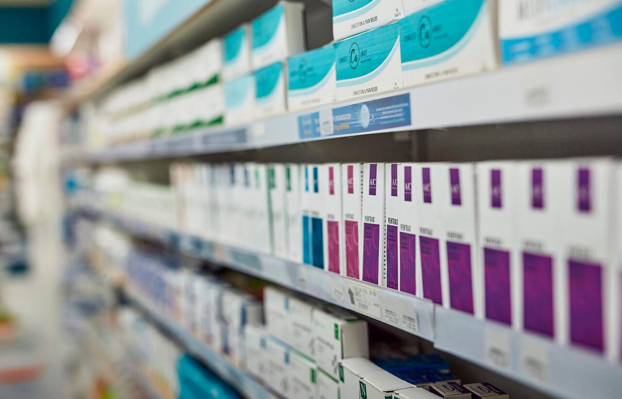 Embalaje para productos farmacéuticos y de cosmética