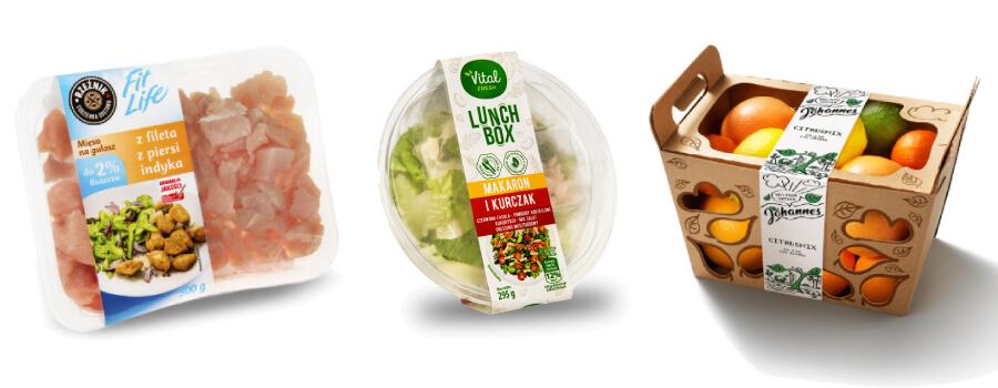 embalaje para alimentos