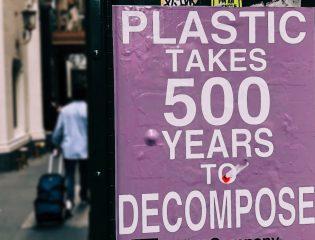 papel o plástico
