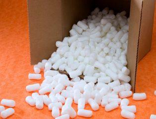 reciclaje del poliexpan o poliestireno